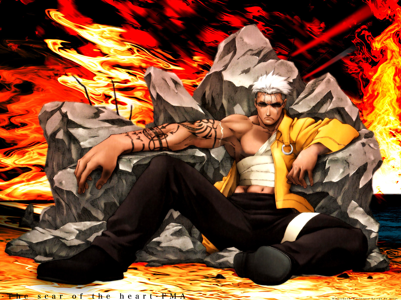 Fullmetal Alchemist top anime
