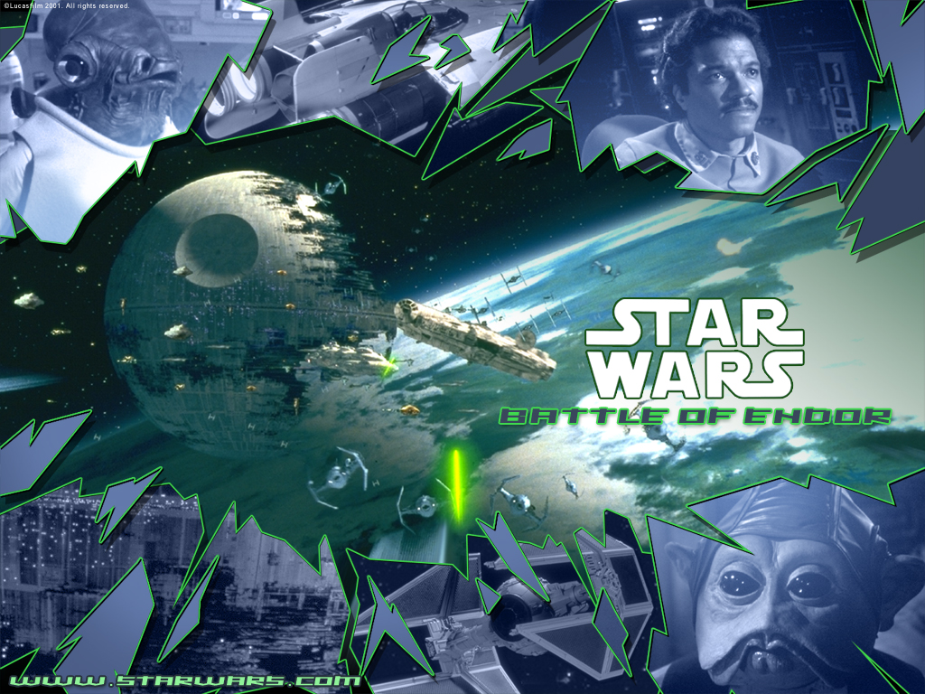 Star wars return of the jedi 2