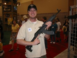 Highlight for Album: NRA 2009 Show
