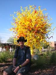 Highlight for Album: Chihuly Art Exhibit @ The Desert Botanical Garden
