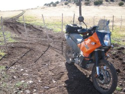 Highlight for Album: 2010 KTM 990 Adventure